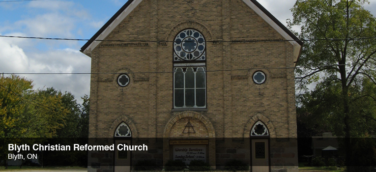 Blyth Christian Reformed Church